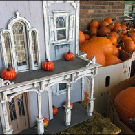 Haunted House Pumpkin Sale 2