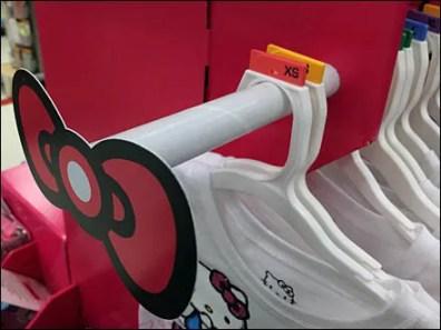Hello Kitty 40th Anniv Cardboard Tube 2