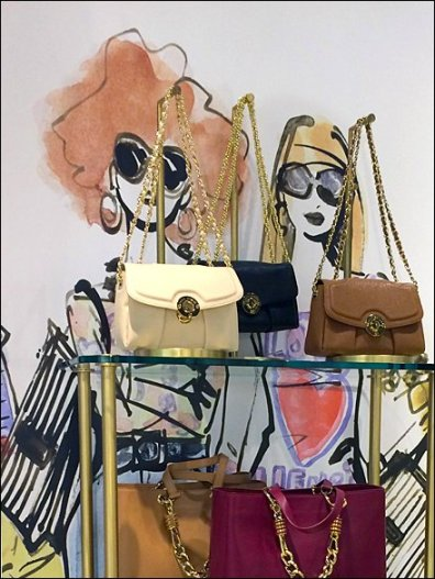 Henri Bendel Fashion Wall Art