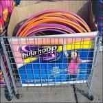 Hula Hoop Roll-Away Bulk Bin Aux