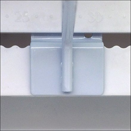 Indexed-Slot-Bar Precision Hooking