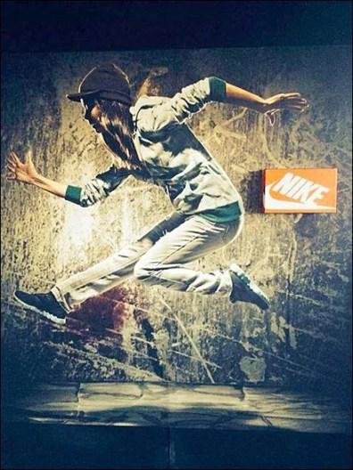 Magna Media Nike Girl