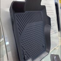 Mercedes Benz Floor Mat Miniature 1