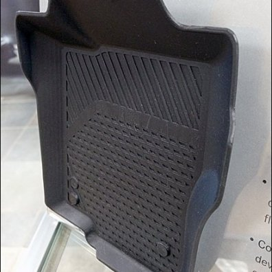 Mercedes Benz Floor Mat Miniature 3
