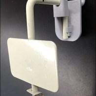 Straight Entry Hang Rod Strip Merchandiser 2