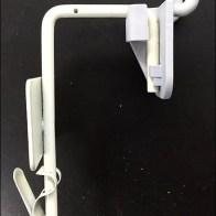 Straight Entry Hang Rod Strip Merchandiser 3