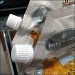 Bias-Cut Pouch Merchandiisng Aux