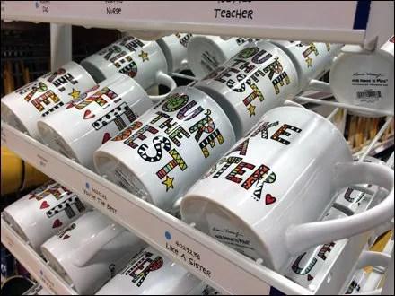 Cuppa Doodles® Mug Display
