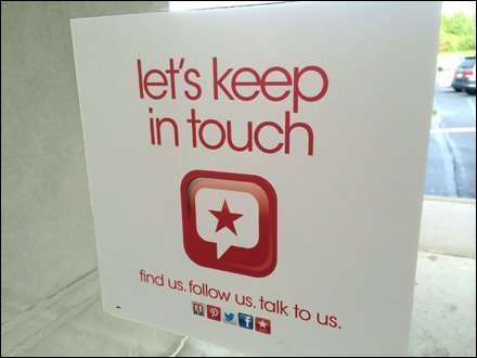 Macys Let's Keep In Touch Main