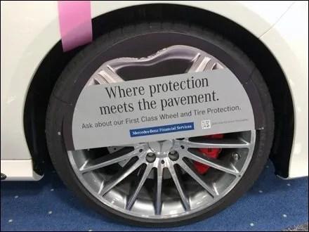 Mercedes Wheel Protection Insurance Main