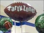 Party Zone Touch Down Inflatable Main