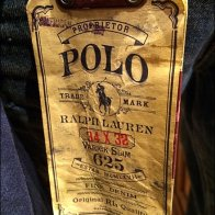 Polo Ralph Lauren Antique Tag Main