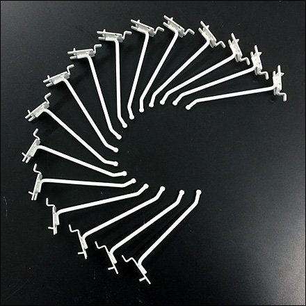 FixturesCloseUp Follow The Leader One LugSingle Prong Display Hook