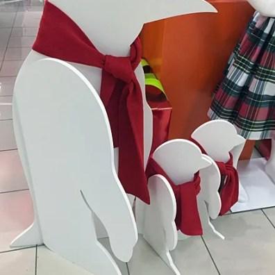 Folding Christmas Penguins 3