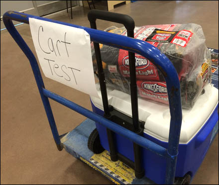 In-Store Cart Dolly Test Main