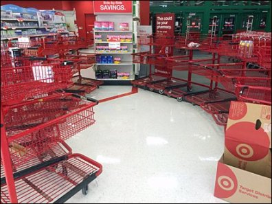 Midnight Shopping Run Cart Circle 2