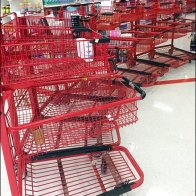 Midnight Shopping Run Cart Circle Aux