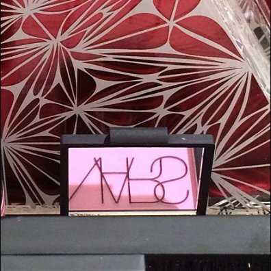 NARS Laced With Edge Packaging 3