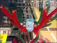Reindeer Christmas Antler In Grocery