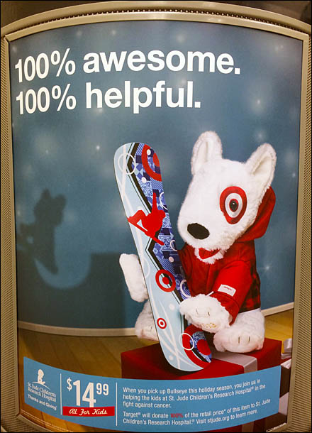 Bullseye Targets Community Help