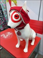 #TargetDog Christmas Photo Opp