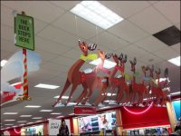 Christmas Buck Stops Here at Target