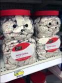 Animal Cookies Animal Jar Perspective