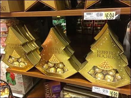 Ferrero Rocher Christmas Traditions