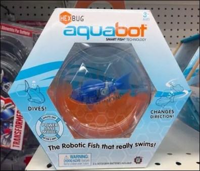 Fish AquaBot Main