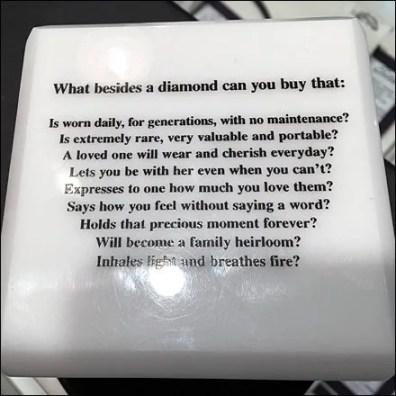 Littman Jewelers Explains Jewels Closeup