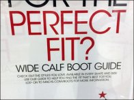 Looking For Perfect Boot Fit 1