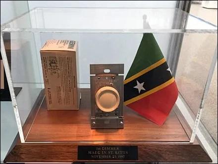 Lutron Branded Museum Case Main