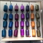 Packable Retail Color Array Detail