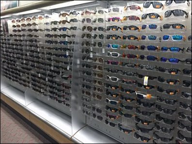 Slotted Sunglass Trays Overview 1