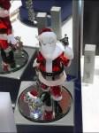 Swarovski Santa Spins Aux