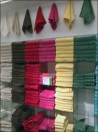 Towel & Wash Cloth Color Array 1