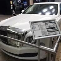 Bentley Branding One-Upmanship