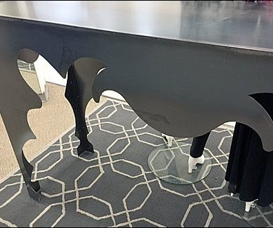 Curvacious Sheet Metal Table 3