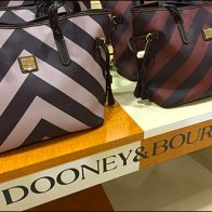 Dooney & Bourke Dazzle Paint Bi Polar Brand Main