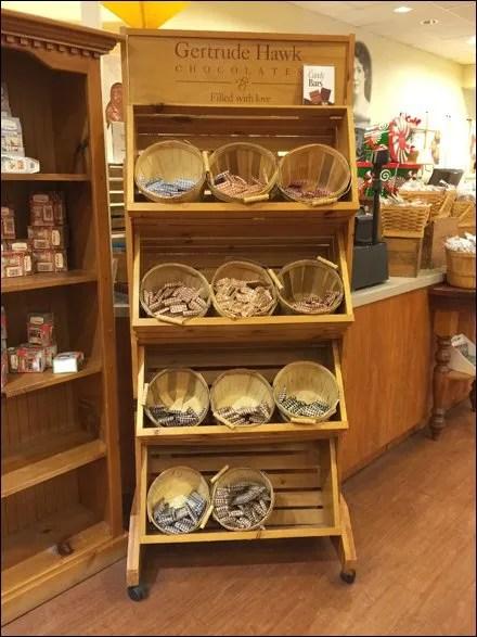 Gertrude Hawk Rustic Branding By Basketful