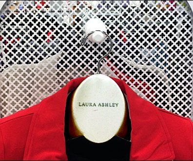 Laura Ashley Branded Clothes Hanger Main