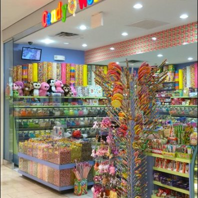 Lollipop Tree at Candy World 1