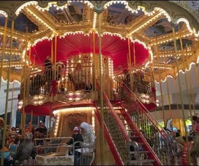 Merry-Go-Round Garden State Plaza 3