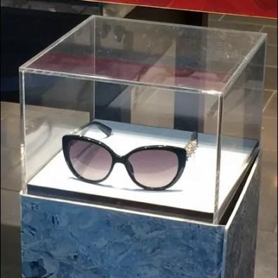 Museum Case Sunglass Pedestal 3