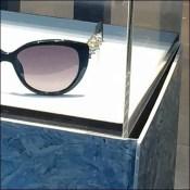 Museum Case Sunglass Pedestals