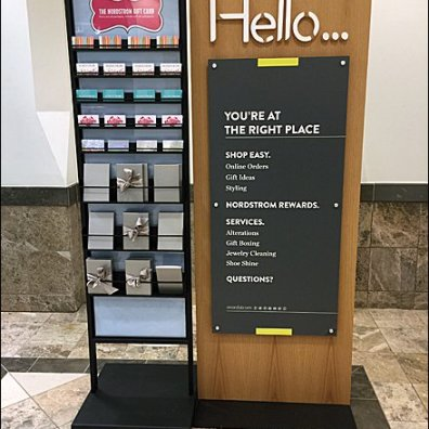 Nordstrom Hello You Are At Right Place Overview