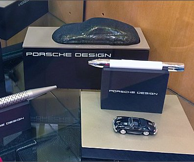 Porsche Pen Design Main