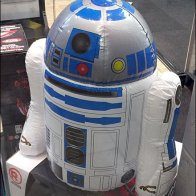 R2D2 Droid Inflatable Main