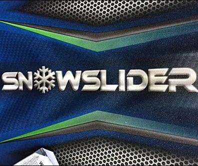 SnowSlider Sled Logo