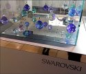 Swarovski Crystal Branded Ball Hang